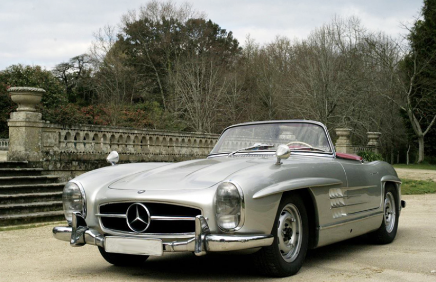 Mercedes-300-sl-descapotable-foto-2