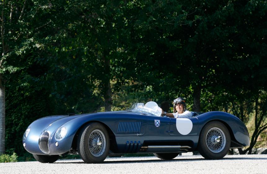 Jaguar tipo C