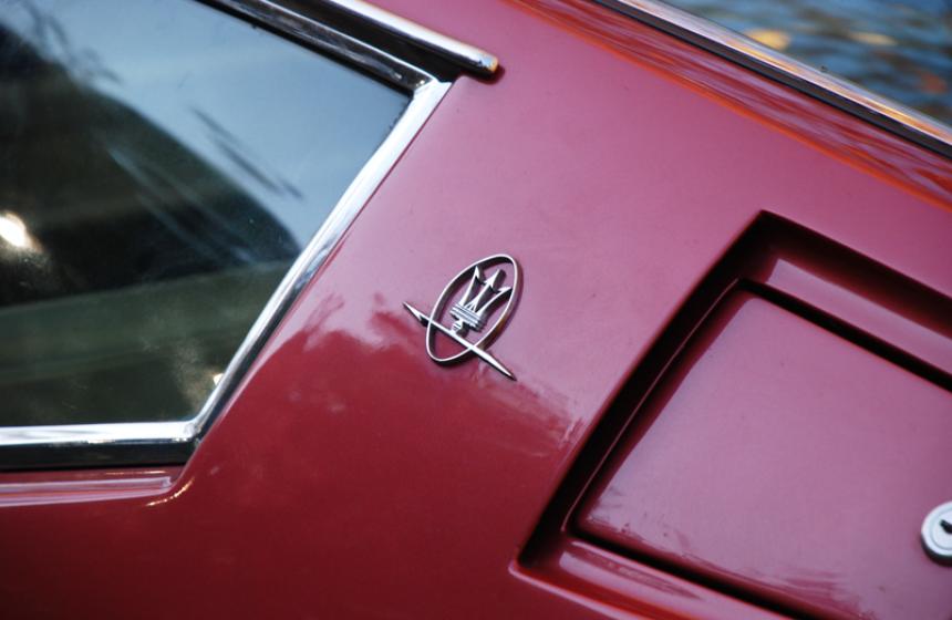 Maserati Ghibli foto 2